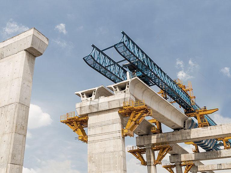 most wbudowie